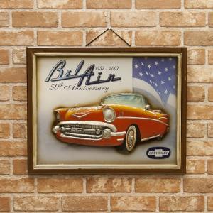 アンティークボード [Chevrolet 50th Anniversary] smilevillage