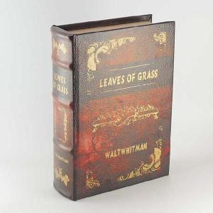 本型小物入れ BOOKBOX ブックボックス アンティーク調本型収納箱 28239|smilevillage