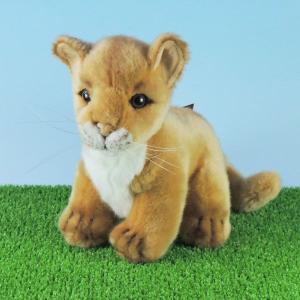 HANSA ハンサ社製 ぬいぐるみ 子ライオン 18|smilevillage