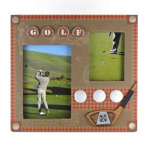 フォトフレーム ゴルフ 35060|smilevillage