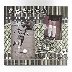 フォトフレーム サッカー 35064|smilevillage
