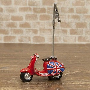 OLDIES カードスタンド UKスクーター|smilevillage