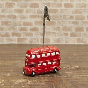 OLDIES カードスタンド ロンドンバス|smilevillage
