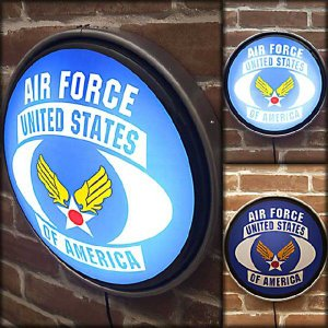 ラウン ドウォールランプ エアーフォース [U.S. Air Force]|smilevillage