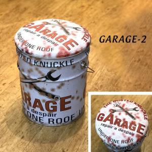 ペール缶スツールGARAGE-2 アメリカン雑貨 smilevillage