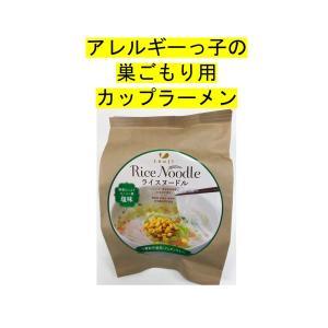 ライスヌードル塩味 野菜たっぷりタンメン風 グルテンフリー|smiley-club2