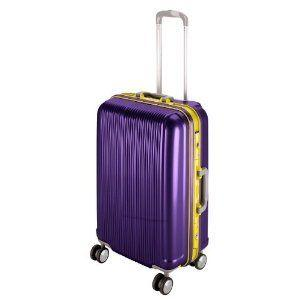 トラベルスーツケース(TSAロック付きHFタイプ)S(ウルトラマリン)