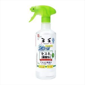レック セスキの激落ちくん 密着泡スプレー 洗剤 500ml ( アルカリ電解水 + セスキ炭酸ソー...