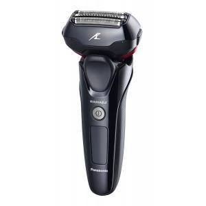 送料無料・在庫品 Panasonic ラムダッシュ メンズシェーバー 3枚刃 黒 ES-LT2A-K smltrading-y