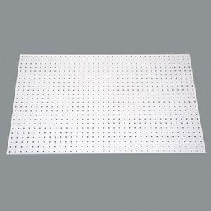 パンチングボード 白 910×605mm 有孔ボード