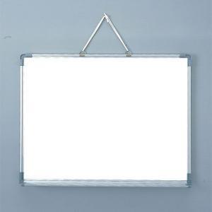 ホワイトボード 壁掛け 600×450 トレイ有 sms