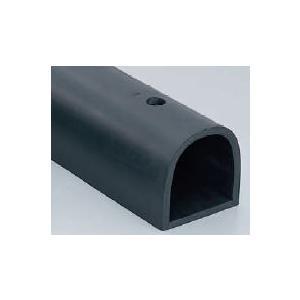 カーストッパー 車止め 穴2つ付き 100mm×100mm×1000mm|sms