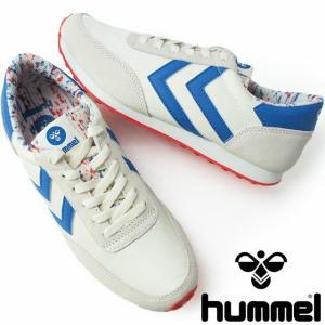 ヒュンメル hummel スニーカー メンズ レディース 201593 ローカット セブンティーワン SEVENTYONE|smw
