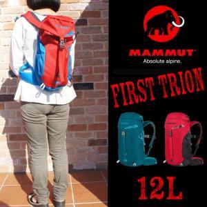 マムート MAMMUTジュニア 2510-03110-12L FIRST TRION|smw