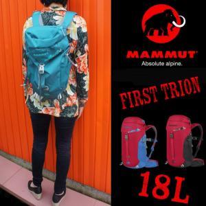 マムート MAMMUT2510-03110-18L FIRST TRION|smw