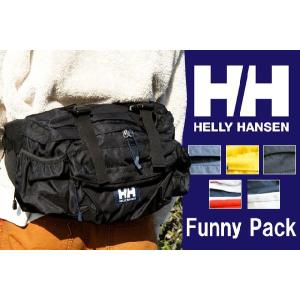 HH ヘリーハンセン HOY91408 ファニー パック 容量 7.5L HELLY HANSEN Funny Pack ウエストバック ヒップバック アウトドア  メール便・ラッピング不可|smw