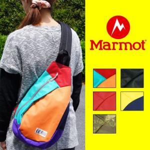 マーモット MJB-S4211 オリジン ワンショルダーバッグ Marmot ORIGIN ONE SHOULDER BAG メンズ レディース バックパック  ラッピング・メール便不可|smw