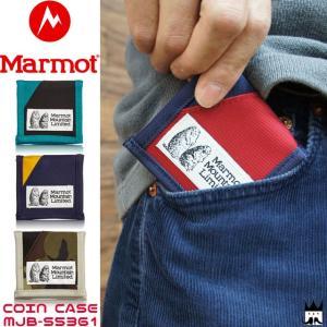 マーモット Marmot メンズ レディース MJB-S5361 コインケース 小銭入れ BLK ENG NVY CMO 迷彩 カモフラージュ|smw