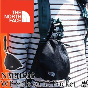 ザ・ノースフェイス THE NORTH FACE メンズ レディース ポーチ NM91656 ダブル...