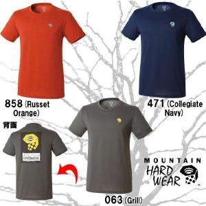マウンテンハードウェア OE6323 エチャスケッチ T メンズ Tシャツ MOUNTAIN HARDWEAR MHW Etchasketch T アウトドア カジュアル  ラッピング・メール便不可|smw