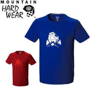 マウンテンハードウェア OM5823 ヤックO2ショートスリーブ T メンズ Tシャツ MOUNTAIN HARDWEAR MHW Yak O2 Short Sleeve  ラッピング・メール便不可|smw