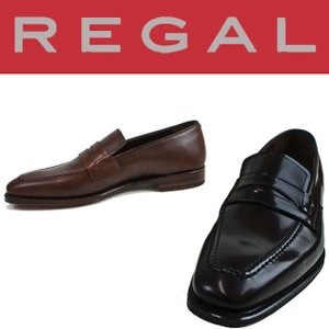 リーガル REGAL メンズ ローファー 01HR CD ビジネス リクルート フレッシャーズ ブラック ダークブラウン|smw