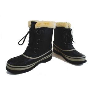 防寒スノーブーツ メンズ スノーシューズ BC505 黒 紳士 雪靴 長靴 ボア ウィンターブーツ  防寒  冬 雨|smw