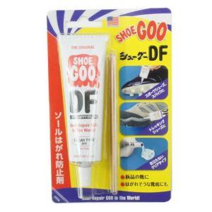 シューグーDF クリアータイプ(透明) 50g ソールはがれ等の防止剤 / SHOE GOO DF ...
