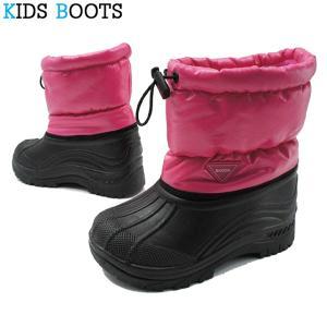 キッズ スノーブーツ スノーシューズ 9153 ブーツ 長靴...