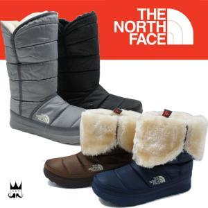 ザ・ノースフェイス THE NORTH FACE レディース NFW51582 スノーブーツ ウィンターブーツ ダウン 撥水 防寒 ダウンブーツ ファー 2WAYブーツ