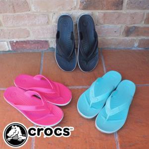クロックス crocs クロックバンド ロープロ フリップ ...