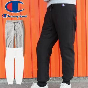 チャンピオン Champion アパレル メンズ C3-N290 リバースウィーブ ポリプロピレン L.W.D. スウェットパンツ ボトムス ズボン ロングパンツ|smw