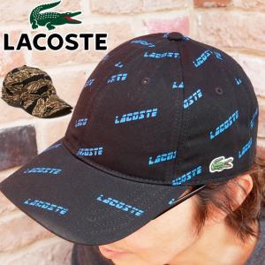 ラコステ LACOSTE  RK3863L メンズ レディース 帽子 ■商品説明 ブラック(JR2)...