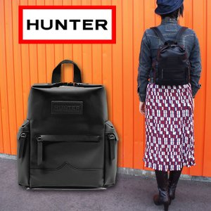 ハンター HUNTER バッグ メンズ レディース UBB5010LRS オリジナル ミニ トップクリップ バックパック - ラバー 鞄 リュック 6L 耐水 防水 黒 smw
