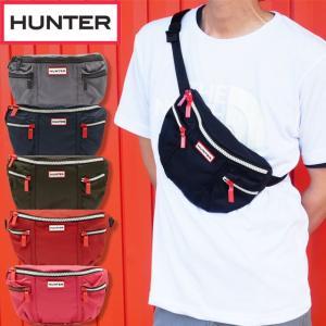 ハンター HUNTER バッグ メンズ レディース UBP7020KBM オリジナル バムバッグ ショルダーバッグ ボディバッグ ウェストバッグ ウェストポーチ ヒップバッグ|smw