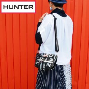 ハンター HUNTER ポーチ メンズ レディース UBS7013NSP-BRF オリジナル エクスプローディッドロゴ ベルトバッグ ブラック リフレクティブ レゴ ショルダーバッグ|smw