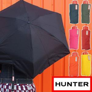 ハンター HUNTER 折りたたみ傘 レディース WAU6009UPN オリジナル ミニ コンパクト 傘 かさ カサ バブル 雨 梅雨 レイン アンブレラ smw