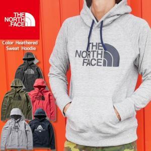 ザ・ノースフェイス THE NORTH FACE アパレル メンズ レディース NT61795 カラーヘザードスウェットフーディ パーカー プルオーバーパーカー ウェア 長袖 フード|smw