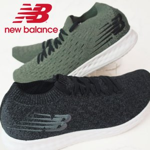 ニューバランス new balance スニーカー メンズ MZANS ワイズD トレーニング ランニング ローカット ブラック グリーン|smw
