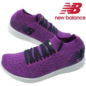 ニューバランス new balance スニーカー レディース WZANS ワイズB トレーニング ランニング 運動靴 バイオレット|smw