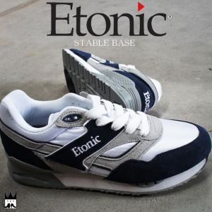 エトニック Etonicステイブルベース メンズ スニーカー STABLE BASE ローカット バーニーズ ニューヨーク 復刻モデル レトロランニング ランニングシューズ|smw