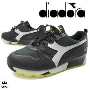 ディアドラ DIADORA N9000 WNT BRIGHT メンズ スニーカー 170956 ニュートラ9000 ローカット ランニングシューズ スポーツ 運動 ブラック/シルバー|smw