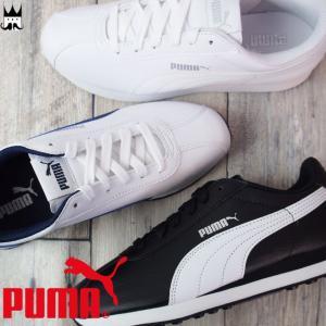 プーマ PUMA チューリン OG レディース スニーカー 360914 TURIN ローカット 01 ブラック-ホワイト 02 ホワイト-ピーコート 06 ホワイト-ホワイト|smw