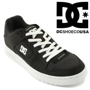 ディーシーシューズ DC SHOES マンテカ TX SE スニーカー メンズ DM181025 ローカット スケボー スケーター BKW ブラックホワイト / 9|smw