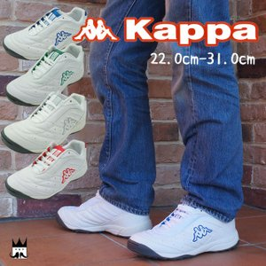 カッパ Kappa スニーカー KGG3000  紐靴 大きいサイズ|smw