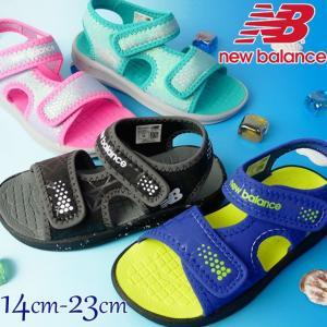 ニューバランス new balance サンダル 男の子 女の子 子供靴 キッズ ジュニア K2031 スポーツサンダル スポサン ベルクロ o-sg|smw