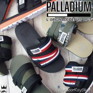 パラディウム PALLADIUM メンズ レディース サンダル 75790 OUTDOORSY SLIDE シャワーサンダル シャワサン スライド コンフォートサンダル 959 963 カモ 011 307|smw