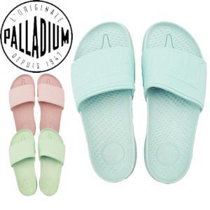 パラディウム PALLADIUM レディース サンダル 95759 PAMPA SOLEA SL コンフォートサンダル スライドサンダル 313 ミスティージェイド 638 ピーチホイップ 422|smw