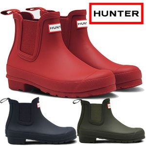 ハンター HUNTER レインブーツ レディース WFS2006RMA ウィメンズ オリジナル チェルシー 雨 雪 ラバーブーツ ショートブーツ 防水|smw