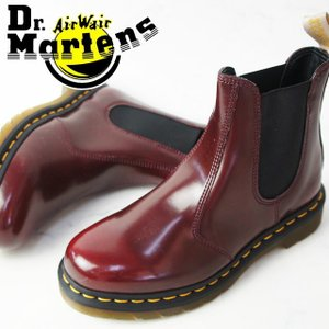 ドクターマーチン Dr.Martens サイドゴアブーツ メンズ レディース 21802600 ヴィーガン2976 ショートブーツ チェルシーブーツ|smw